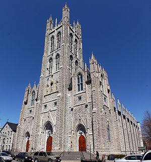 Roman Catholic Archdiocese of Kingston, Canada - St. Mary's Cathedral, Kingston