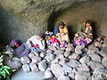 St. Mary Assumption (Dwight, Nebraska) Gesthemane grotto 1.JPG