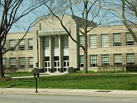St Edward High School, Lakewood, OH