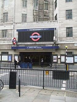 St. James's Park (metropolitana di Londra)