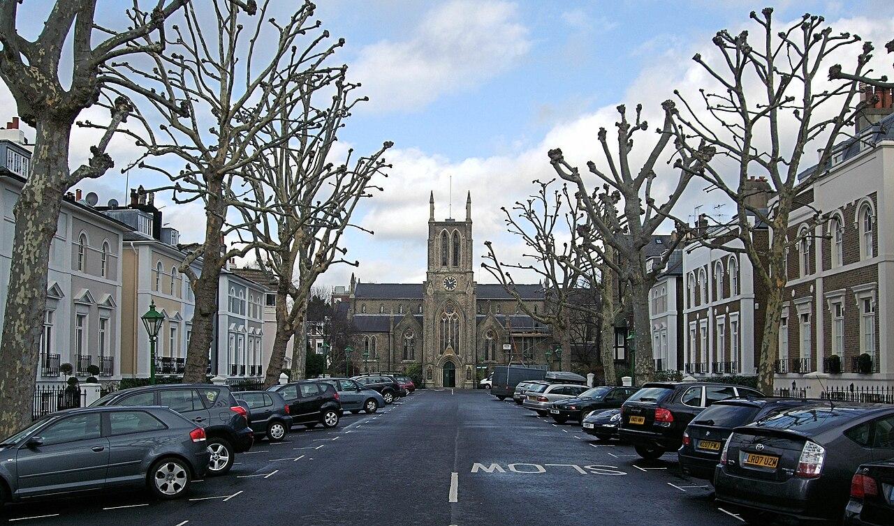 file st james church addison avenue notting hill wikimedia commons. Black Bedroom Furniture Sets. Home Design Ideas