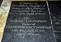 St John the Baptist, Lound, Suffolk - Ledger slab - geograph.org.uk - 1715102.jpg
