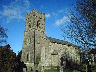 Grayrigg - Image: St John the Evangelist Church, Grayrigg