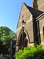 St Leonard's Church, near Wikimedia UK Offices 23.JPG