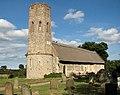 St Mary's church, Ashby, Suffolk - geograph.org.uk - 1507383.jpg