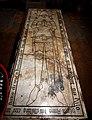 St Nicholas, Mavesyn Ridware, Staffs - Incised slab on tomb - geograph.org.uk - 927178.jpg