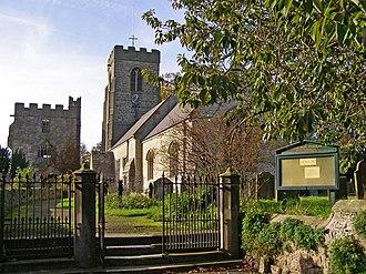 West Tanfield - St Nicholas Church, West Tanfield