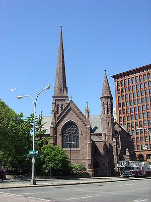 St. Paul's Cathedral (Buffalo, New York) - Image: St Pauls Cathedral Buffalo NY Jun 09