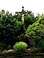 St Peter's Catholic Church - Leeds Road - Crucifix - geograph.org.uk - 481611.jpg