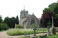 St Peter, Benington, Herts - geograph.org.uk - 355401.jpg