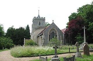 Benington, Hertfordshire a village located in East Hertfordshire, United Kingdom
