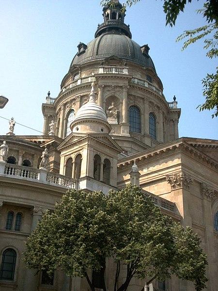 File:St Stephens Budapest.jpg