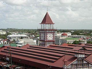 Georgetown, Guyana Capital of Guyana