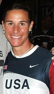 Stacy Dragila American pole vaulter