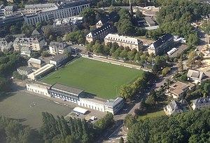 Stade Achille Hammerel - Aerial view