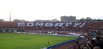 A.S. Livorno Calcio - Livorno supporters in 2013.