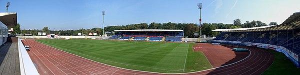 Stadion Oberwerth Koblenz 2008
