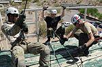 Staff Sgt. Richard Dunn with CAP cadets in Arizona.jpg