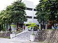Stair up to West Wing Barracks 20120324.jpg