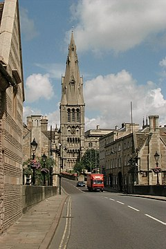 Stamford, St Mary's Hill - geograph.org.uk - 1712783.jpg