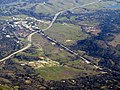 Stanford Linear Accelerator aerial view, February 2018.JPG