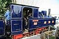 Statfold Barn Railway - Mallet locomotive (geograph 3908196).jpg