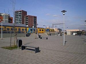 Apeldoorn Osseveld railway station - Station Apeldoorn Osseveld