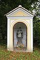Statue Johannes Nepomuk Wegkapelle Primmersdorf 2015-09.jpg