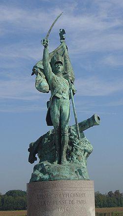 Париже сами балшои член памятника