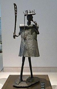 Statue fon-République du Bénin (2).jpg