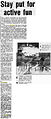 Stay put for active fun (The Straits Times, Page 27. 31 October 1982).jpg