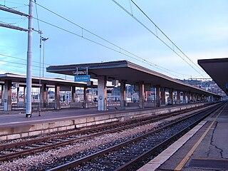Adriatic railway