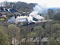 Steam Train At Summerseat - geograph.org.uk - 387900.jpg
