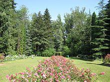 Stepanavan Dendropark, Lori.jpg