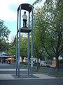 Stephan Balkenhol Mann im Turm Gießener Kunstweg.jpg