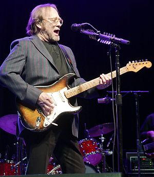 Stephen Stills - Stills performing with the Rides, Berkeley, California, June 2016