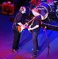 Stephen Stills and Kenny Wayne Shepherd 9-7-2013.jpg