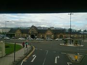 Stirling railway station 1
