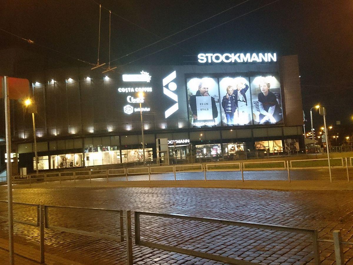Stockmannin Riian tavaratalo – Wikipedia