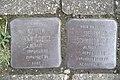 Stolperstein Duisburg 100 Wehofen Unter den Ulmen 9 2 Stolpersteine.jpg