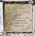 Stolperstein Hohenzollerndamm 201 (Wilmd) Regina Redlich.jpg