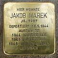 Stolperstein Jakob Marek Zingster Straße 3 6531.JPG
