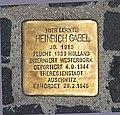 Stolperstein Unter den Linden 6 (Mitte) Heinrich Gabel.jpg