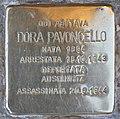 Stolperstein für Dora Pavoncello (Rom).jpg