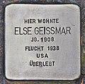 Stolperstein für Else Geissmar (Heidelberg).jpg
