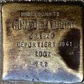 Stolpersteine Köln Günther Lorch Alteburger Strasse 11.jpg