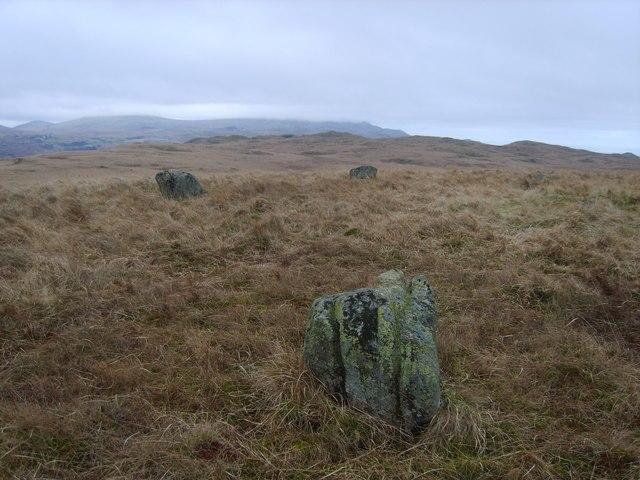 Stone Circle - geograph.org.uk - 1174563