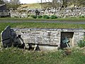 Stone Trough and Village Pump - geograph.org.uk - 732216.jpg