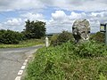 Stones at Reperry Cross - geograph.org.uk - 492803.jpg