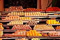 Street shop for sweets, mithai Rajasthan India.jpg